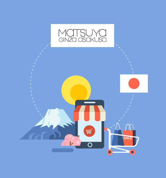 Japanese department store Matsuya launches official Chinese E-commerce website