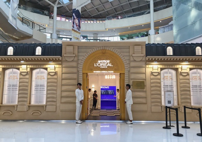 loreal pop up store singles day 2019.jpg