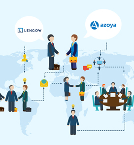 Azoya partners with Lengow to deliver cross-border ecommerce in China