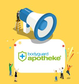 Bodyguard Apotheke Launches in South Korea