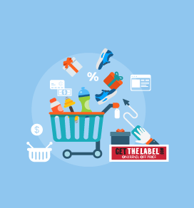 GetTheLabel appoints Azoya to support launch in China