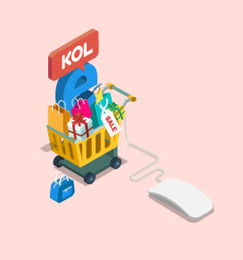 Leveraging KOL to e-commerce success in China