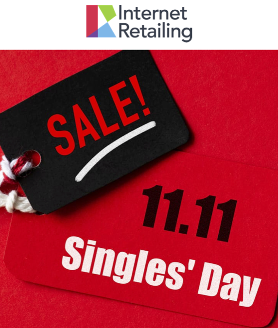 GUEST COMMENT: Singles Day 2020 – what's new, what's different