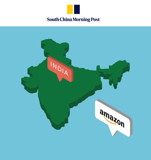 What does Amazon's China departure mean for its Indian e-commerce battle?