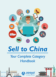 Sell to China - Your Complete Category Handbook
