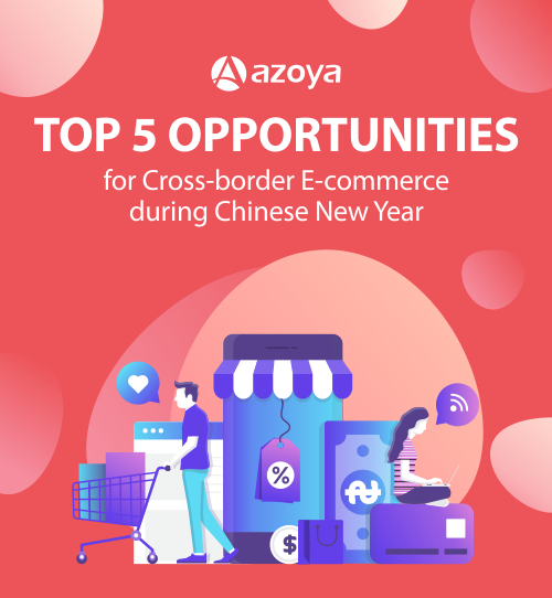Top 5 Opportunities for Cross-border E-commerce during Chinese New Year 2021