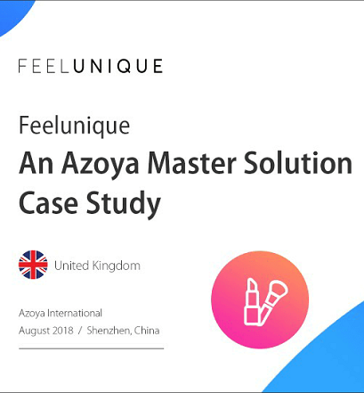 Feelunique Case Study 2018