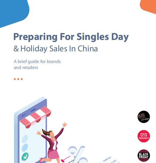 Preparing for Singles Day & Holiday Sales in China